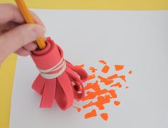 Maker At Home: Create Your Own Paint Brushes