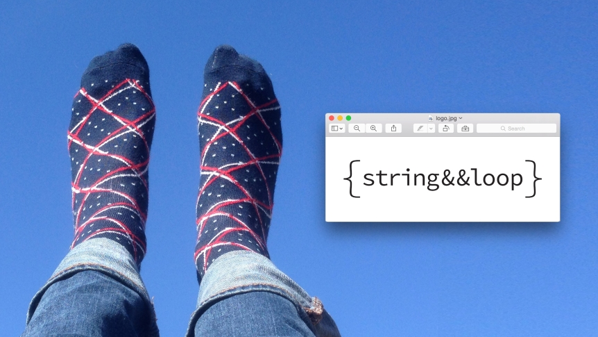 Meet the Maker: {string&&loop}